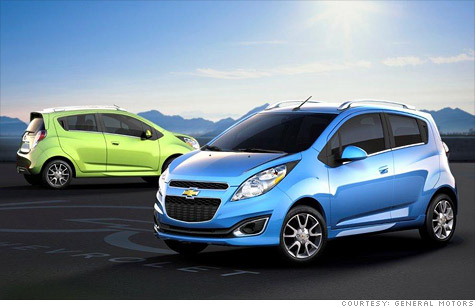 Gm Plans Affordable 200 Mile Electric Car