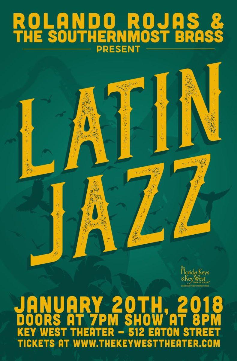 Latin Jazz Takes Center Stage at Key West Theater   KONK Life