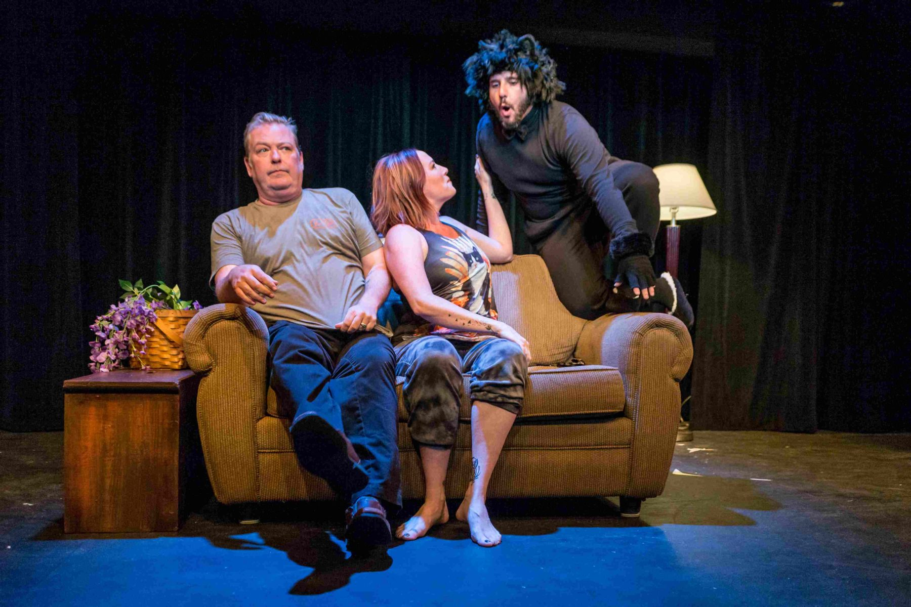 Red Barn Theater Review / Short Attention Span | KONK Life