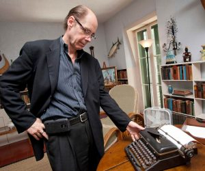 Q & A with Author Jeffery Deaver, Master of Psychological Suspense